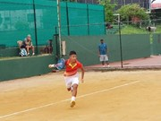 VN win second match at Junior Davis Cup