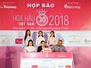 Vietjet becomes Miss Vietnam 2018's official transportation sponsor
