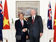 Vietnamese PM meets with Governor-General of Australia