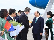 PM Phuc arrives in Sydney for ASEAN-Australia Special Summit