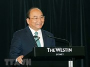 PM Nguyen Xuan Phuc urges Australian firms to invest in Vietnam