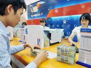 Vietnam's banking system records 10 quadrillion VND in total asset