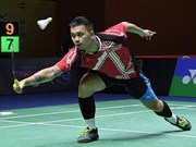 VN Int'l Challenge badminton tournament begins