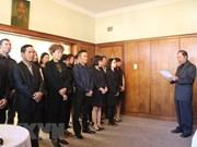Ceremonies held abroad to commemorate late PM Phan Van Khai