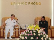 Vietnam, France forge defence ties