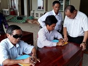 USAID-funded project benefits disabled in Binh Phuoc