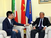 Ambassador: Vietnam – Italy ties at the best