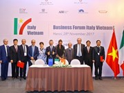 Italian scholar: Vietnam, Italy witness vibrant all-around relations
