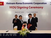 Vietnam, RoK look to increase two-way trade