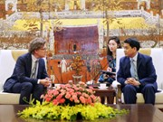 Major Swedish businesses to visit Hanoi in May