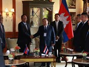 Thailand, Cambodia agree to elevate relations