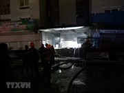 HCM City apartment building fire kills 13