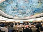 Vietnam actively contributes to UNHRC's 37th session