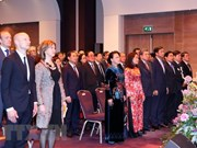 NA Chairwoman attends ceremony marking Vietnam-Netherlands diplomatic ties
