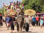 First Vietnam – Laos caravan tour launched in Hanoi