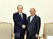 PM urges Japan's Mitsubishi to expand investment in Vietnam