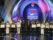 PM Nguyen Xuan Phuc hails 2017 outstanding youths