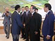 Vietnam, Madagascar beef up cooperation
