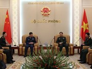Vietnam, China forge military cooperation