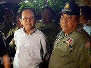 Cambodia's Appeal Court rejects ex-opposition leader's appeal