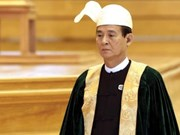 Myanmar former speaker of lower house elected as new president