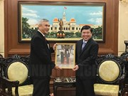 HCM City leader receives Indonesian Consul General
