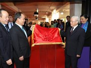 Party chief attends inauguration of Vietnam Culture Centre in France