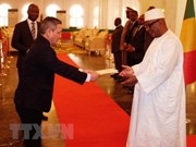 Malian President keen on boosting partnership with Vietnam