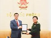 Ambassador vows to deepen Vietnam-Israel defence ties