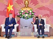 Parliamentary groups asked to foster Vietnam-Romania ties