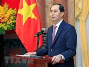 President, VFF Presidium work to strengthen great unity bloc
