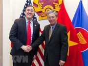 Vietnam, US enhance cooperation in humanitarian activities