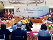 GMS-6, CLV-10 begins in Hanoi with senior official meetings