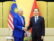 Congratulations extended on 45-year Vietnam-Malaysia ties