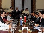Vietnam, Cuba look towards more practical, effective relations