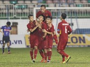 Vietnam win International U-19 Football Tournament