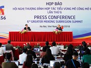Sixth Greater Mekong Subregion Summit a success