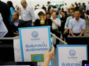 Thailand: Major political parties begin membership reconfirmation