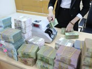 Nearly 500 mln USD worth of G-bonds mobilised in March