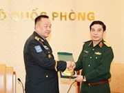 Vietnam, Mongolia boost defence ties