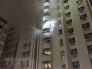 Vietnam Embassy assists Vietnamese victims in Bangkok apartment fire