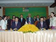 RoK provides loan for sewage system development in Cambodia
