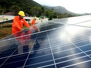 Dak Nong okays 48-mln-USD solar power project