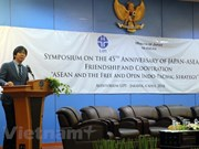 Regional security discussed at ASEAN workshop in Indonesia