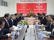 Vietnam, Laos seek to enhance religious cooperation