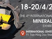 Mining Vietnam 2018 exhibition to be held in Hanoi