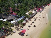 Kien Giang draws 1.5 million tourists in first quarter