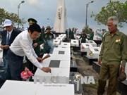 Former war prisoners get together in Kien Giang