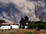 Indonesia: volcanic ash forces closure of Alas Leuser airport