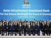AIIB helps develop sustainable infrastructure in Asia